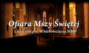 Święcenia diakonatu kl. Wojciecha Muli SChr – materiał wideo