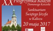 Pielgrzymka Domowego Kościoła do Kalisza i Lichenia