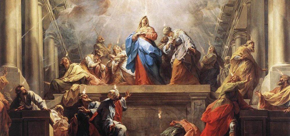 OGŁOSZENIA  DUSZPASTERSKIE – Uroczystość Zesłania Ducha Świętego – 20 maja 2018